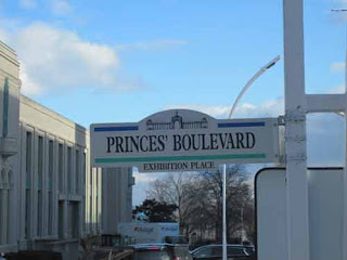Princes' Boulevard Exhibition Place