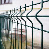 Panouri bordurate verzi pentru imprejmuirea parcurilor