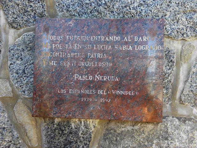 Pablo Neruda El Winnipeg
