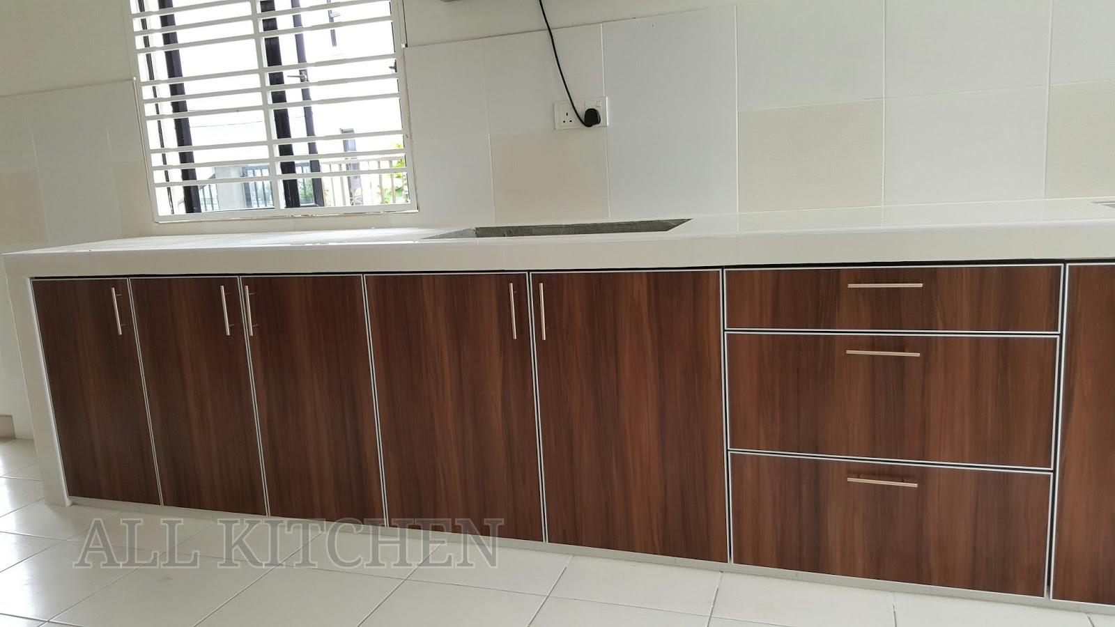 Kitchen cabinet bandar saujana utama for Kitchen cabinet murah 2016