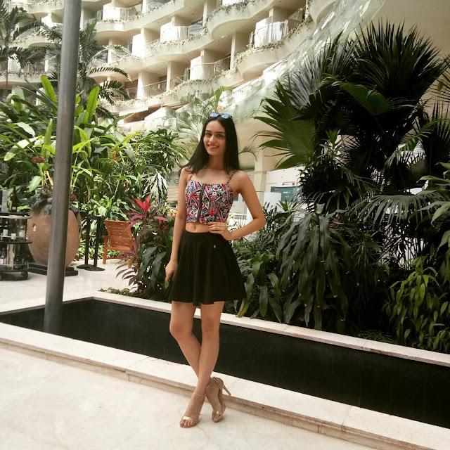 Miss India World 2017 'Manushi Chhillar' Latest Photos