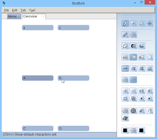 BirdFont for Windows 3.14.2  { Latest 2018 }