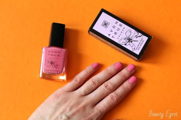 Лак для ногтей Avon True Color, оттенок Enchantment