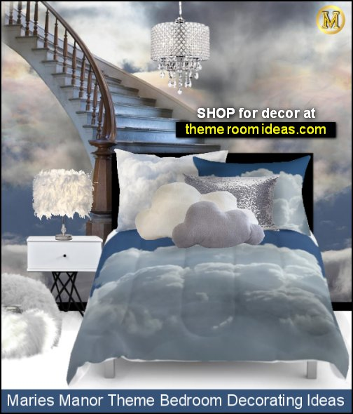 Angels bedroom cloud heaven bedroom ideas angel bedroom decorating angels decor