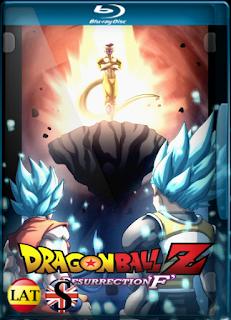 Dragon Ball Z: La Resurrección de Freezer (2015) REMUX 1080P LATINO/INGLES/JAPONES