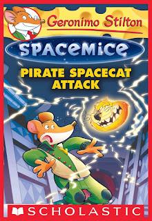 Geronimo Stilton Spacemice: Pirate Spacecat Attack