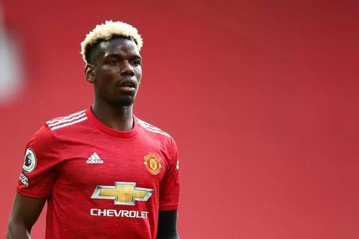 Mino Raiola meets with PSG chief to discuss Paul Pogba amid Man Utd transfer uncertainty