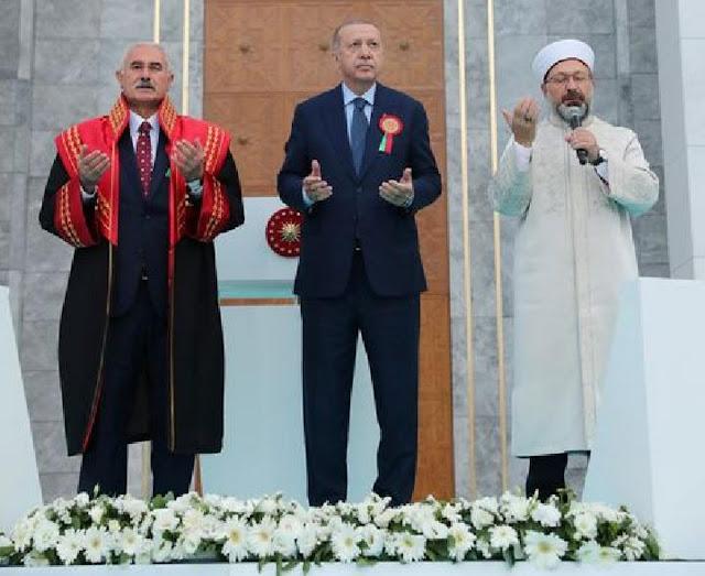 Recep Tayyip Erdoğan Dikritik Pakai Agama demi Dongkrak Citra Politik di Turki