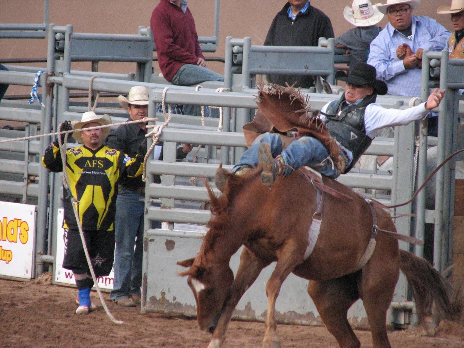 Armand S Rancho Del Cielo 71st Annual Gallup Lions Club Rodeo