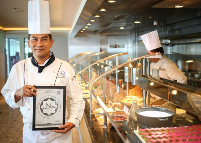 Executive Chef Saifol of Genting Dream