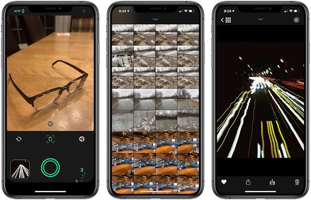 افضل تطبيق تعديل الصور للأيفون  Spectre Camera