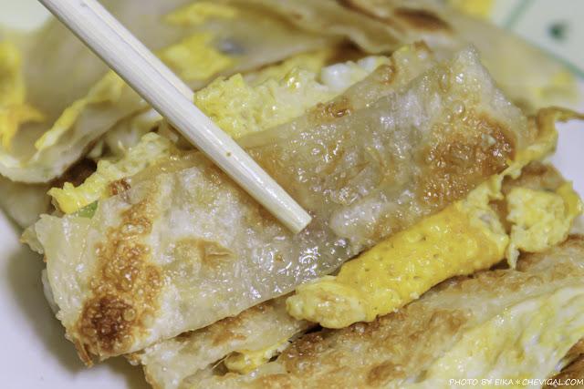 MG 2484 - 澎湖早點,傳統古早味中式早餐,銅板美食酥皮蛋餅現點現擀,品項單純生意依舊強強滾!