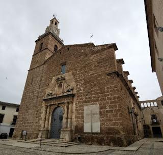 Albaida, Iglesia Arciprestal de la Asunción de la Mare de Déu.