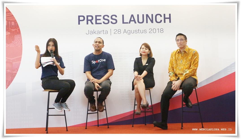 SpotQoe solusi untuk mencari tempat meeting dan tempat event di indonesia