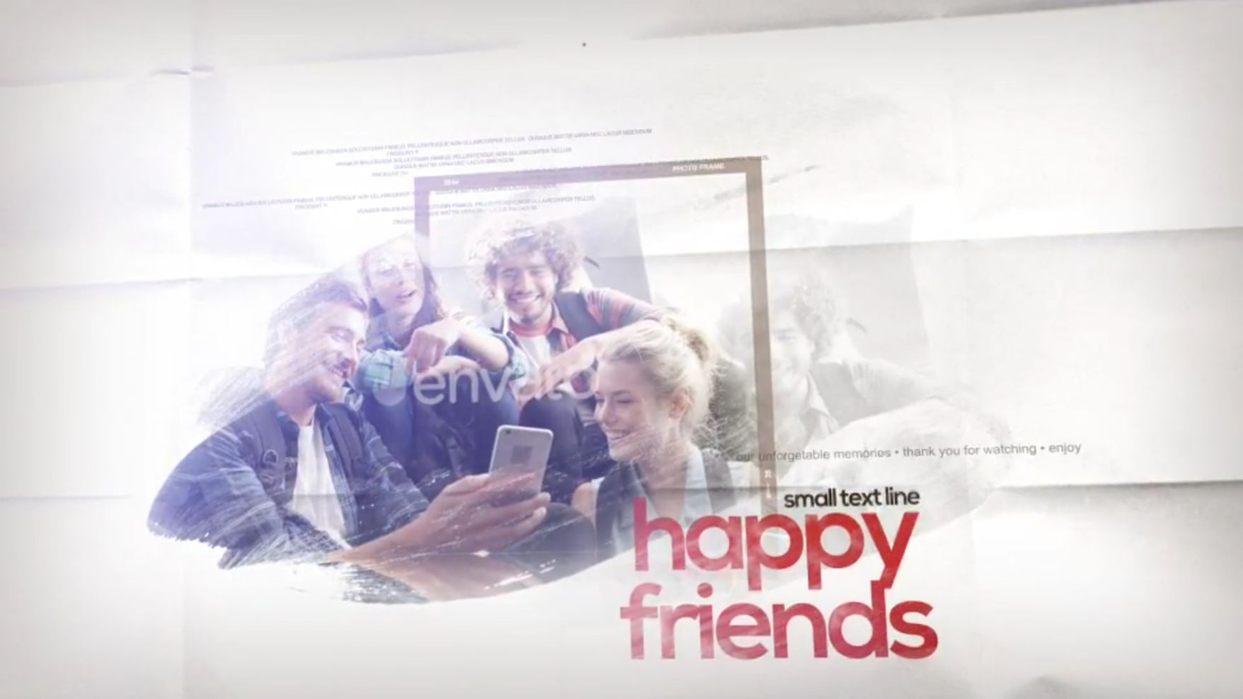 Download VideoHive Memories Are Never Lost Opener Free Download by okaybhargav