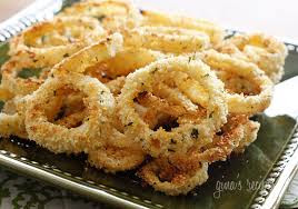 vegan onion rings recipe