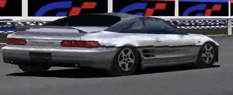 Toyota MR2 GTS