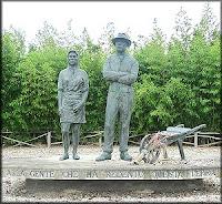Conselice - Monumento alle Mondine e agli Scariolanti