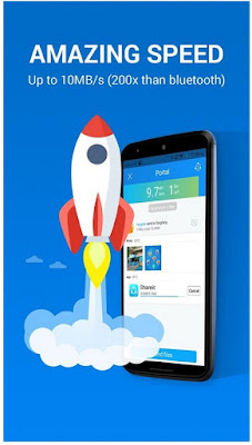 SHAREit: File Transfer, Sharing - Aplikasi Transfer File Paling Cepat di Android