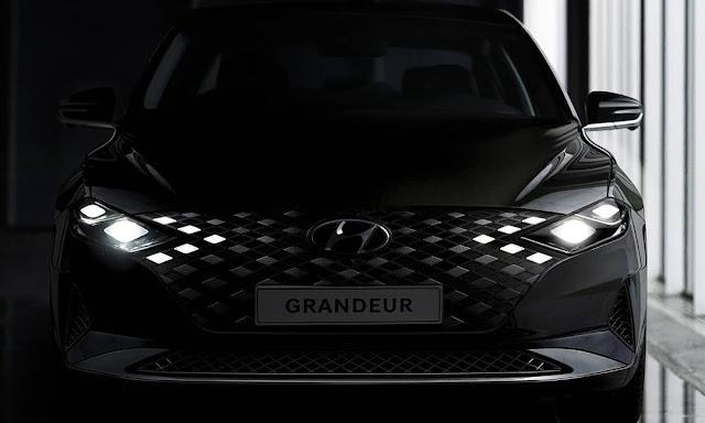 Novo Hyundai Azera 2021: fotos mostram design ousado
