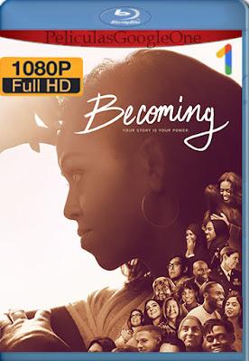 Becoming: Mi Historia [1080p WEB-DL] [Latino-Ingles] [GoogleDrive] | Falcony