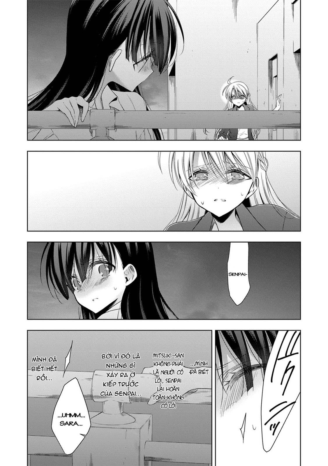 Kyuuketsuki-chan to Kouhai-chan chap 15 - Trang 20