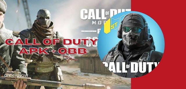 تحميل لعبة Call of Duty apk + OBB مجانا آخر اصدار