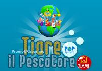 """Logo Concorso Tiare Shopping """" Il Pescatore"""" : gioca e vinci gratis premi settimanali e non solo"""