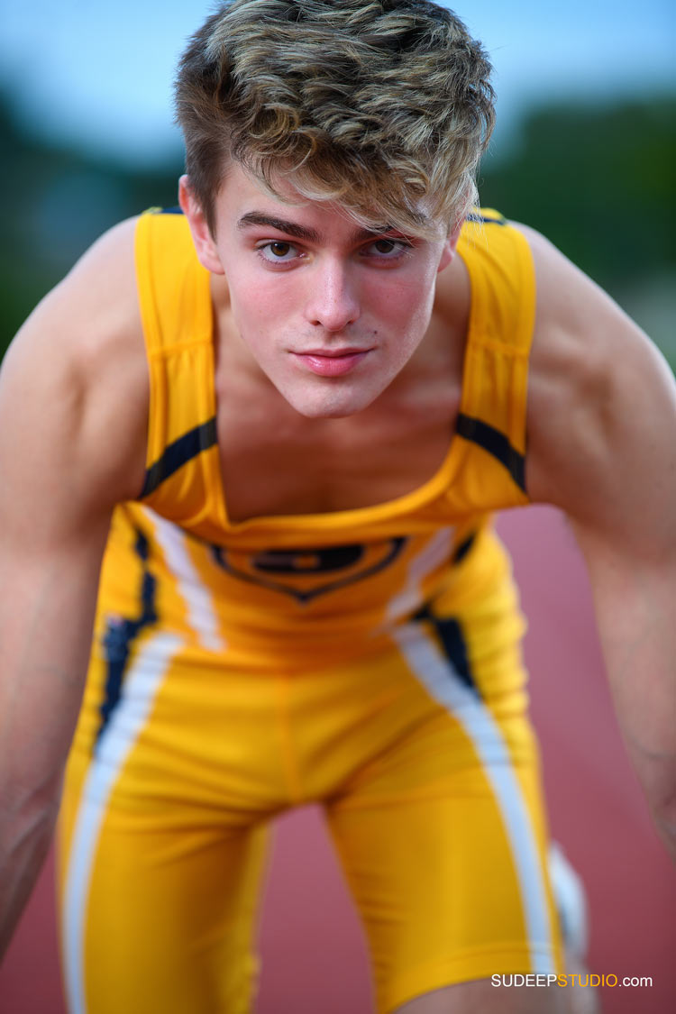 Saline High School Guys Senior Portraits Sports Track Running Ann Arbor Senior Pictures Photographer