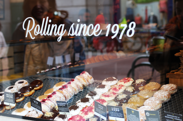 the rolling donut dublin review