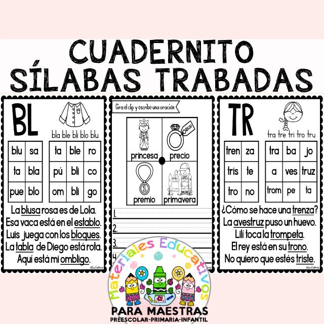 fichas-escribir-leer-silabas-trabadas