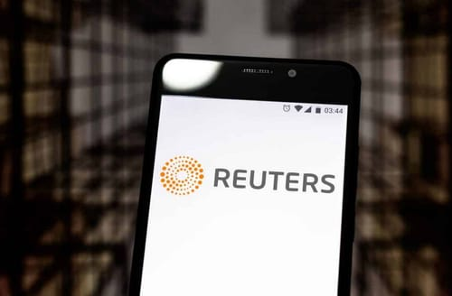 Reuters charges for reading news online