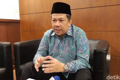 Fahri Kritik Jokowi, Cari Aman karena Ajak Rekonsiliasi