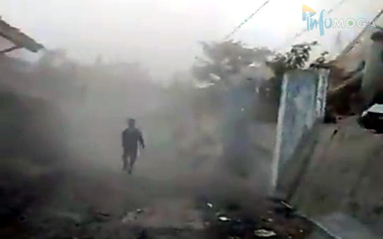 Video Amatir Detik-detik Pascagempa Guncang Sukabumi