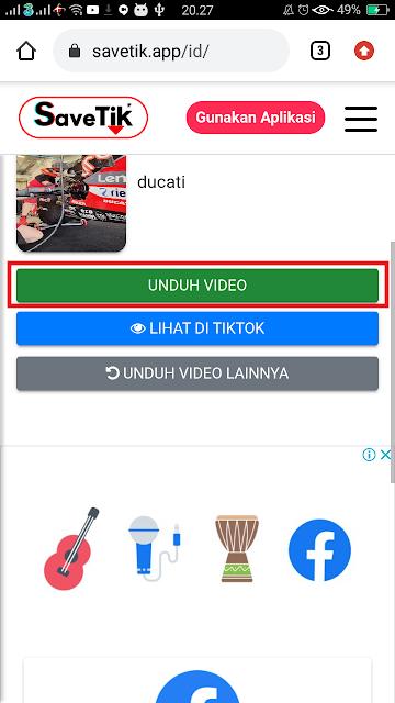 Cara Mudah Mengunduh Video TikTok Tanpa Watermark