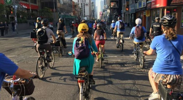employers want employees ride bikes to work cycle commute office biking