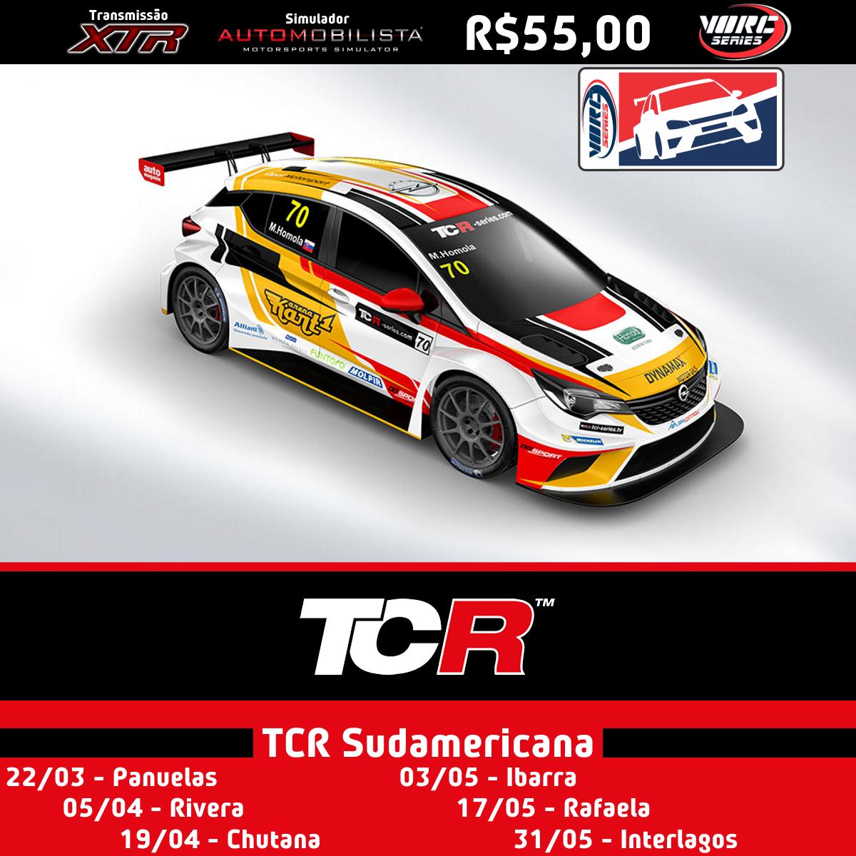TCR Sudamericana