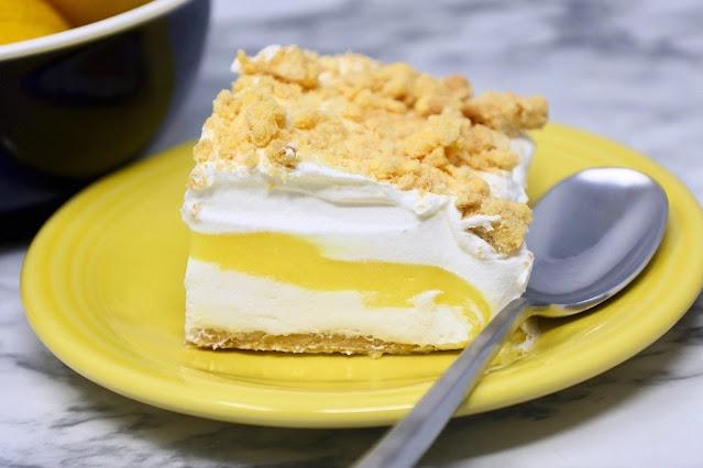 Ultimate Lemon Delight