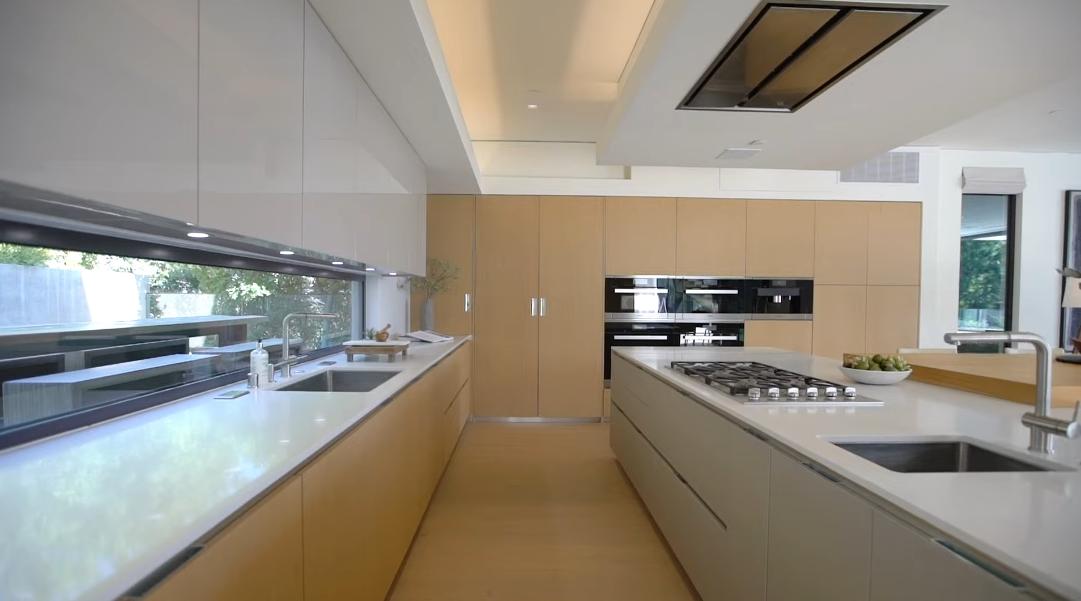 48 Interior Design Photos vs. 9255 Swallow Dr, Los Angeles, CA Luxury Mansion Tour