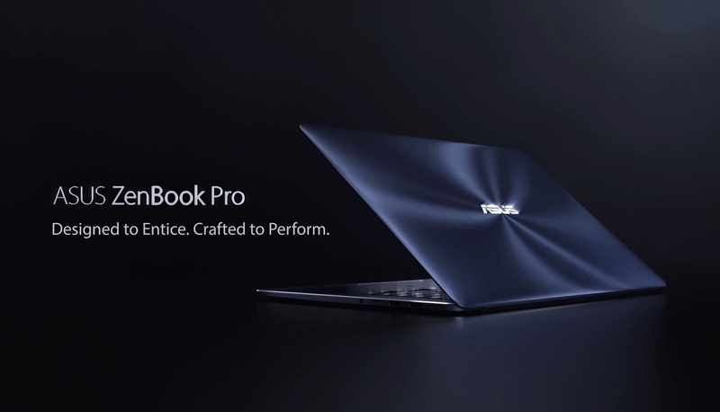 ASUS ZenBook Pro UX550 is like the best gaming laptop EVER!