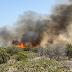 Φωτιά στην Καρδία - Αμεση κινητοποίηση Πυροσβεστικής και Πολιτικής Προστασίας