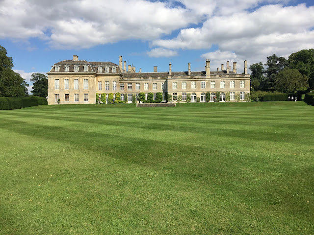 Boughton House Stately House Visit Photos