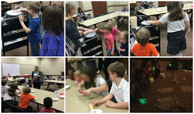 Spooky Science, STEM/STEAM programs for kids