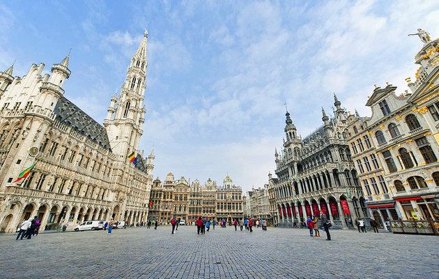 Umroh Promo Murah belgium-brussels-grand-place wisata muslim eropa barat halal tour