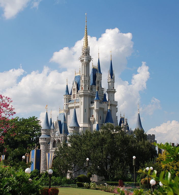 Cinderella Castle - Disney Magic Kingdom
