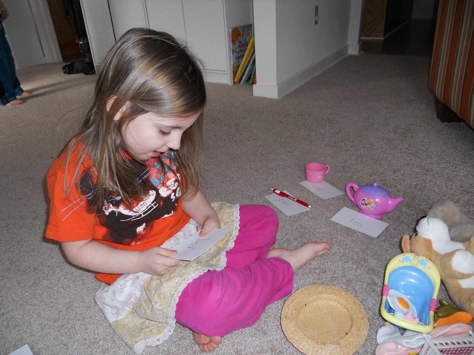 Adventures In Family Preschool Reading Activities