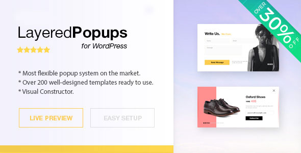 Download Layered Popups for WordPress v6.63
