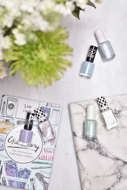 Pastel Nail Polishes For Spring 2018 - Life Of A Beauty Nerd