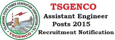TSGENCO, AE, Assistant Engineer Posts