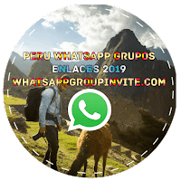 peru whatsapp grupos enlaces 2019